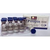 Гормон роста ZPtropin Соматропин 10 флаконов 100IU (333 мкг/IU)