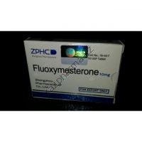 Fluoxymesterone (Флюоксиместерон, Халотестин) ZPHC 50 таблеток (1таб 10 мг)